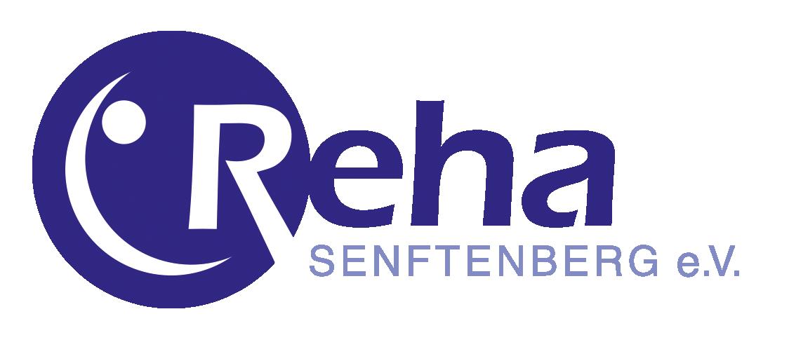 Reha Senftenberg e.V. Logo